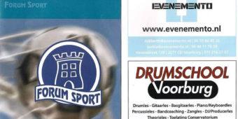Evenemento sponsort Forum Sport