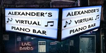 Alexanders Virtuele Pianobar